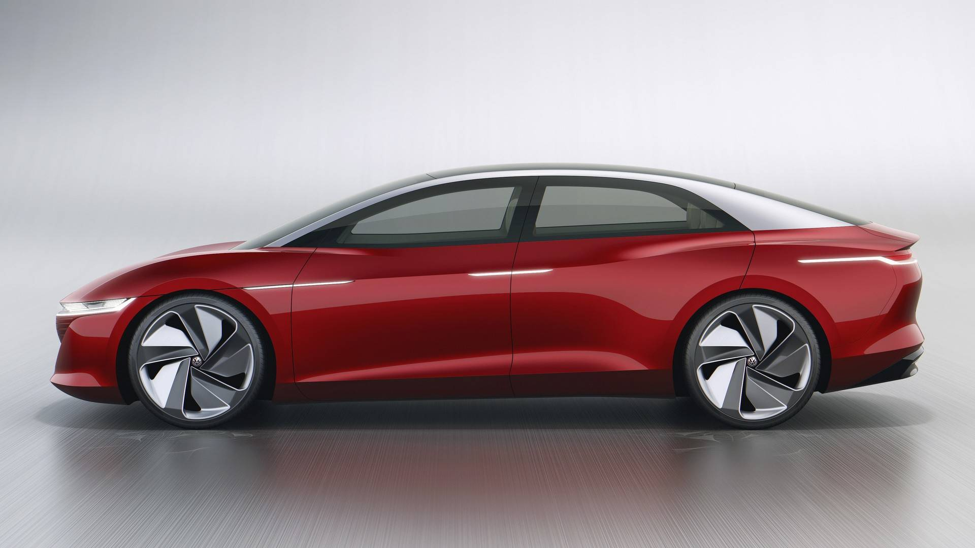 Volkswagen I.D Vizzion Concept (7)