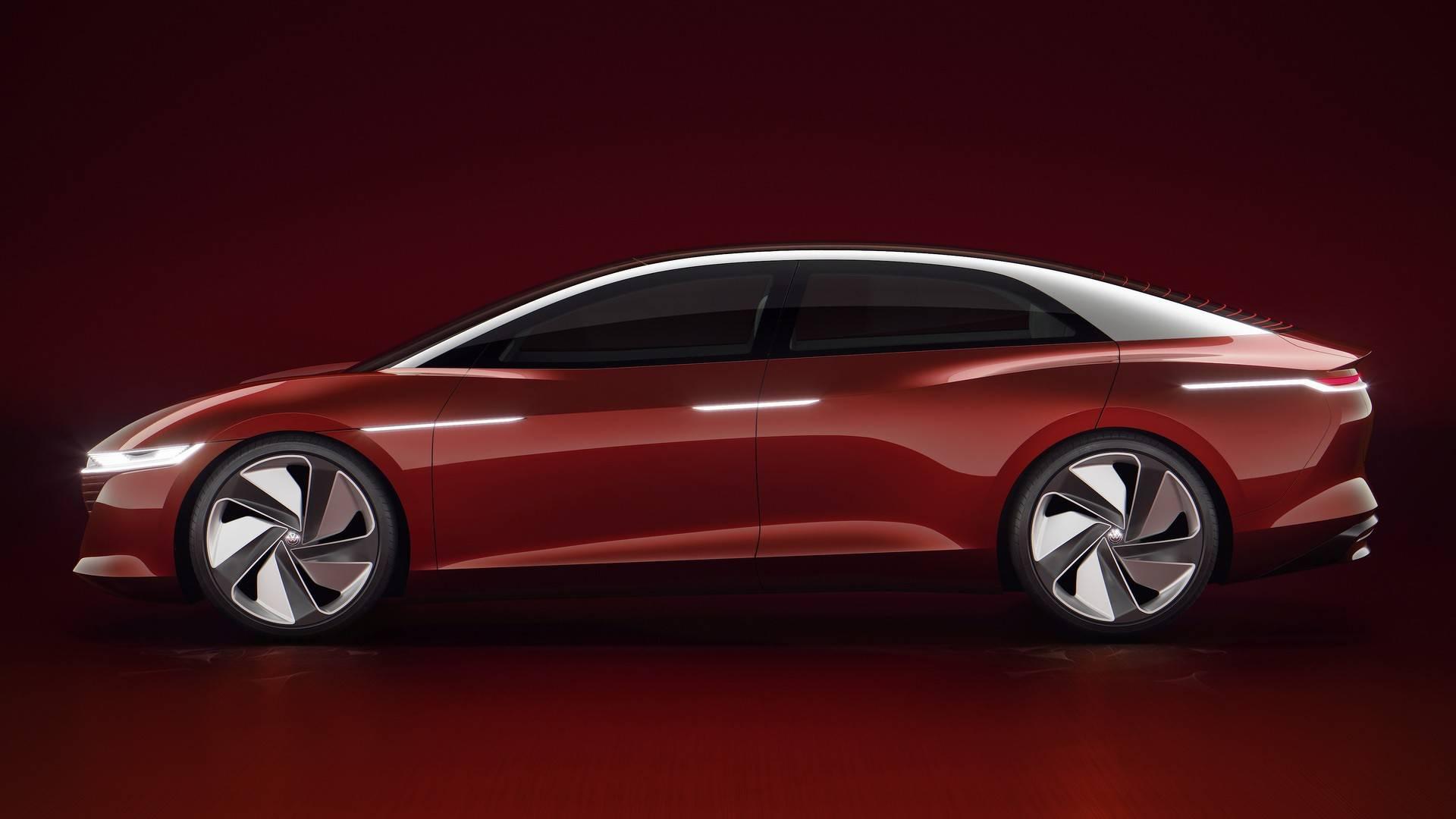 Volkswagen I.D Vizzion Concept (8)