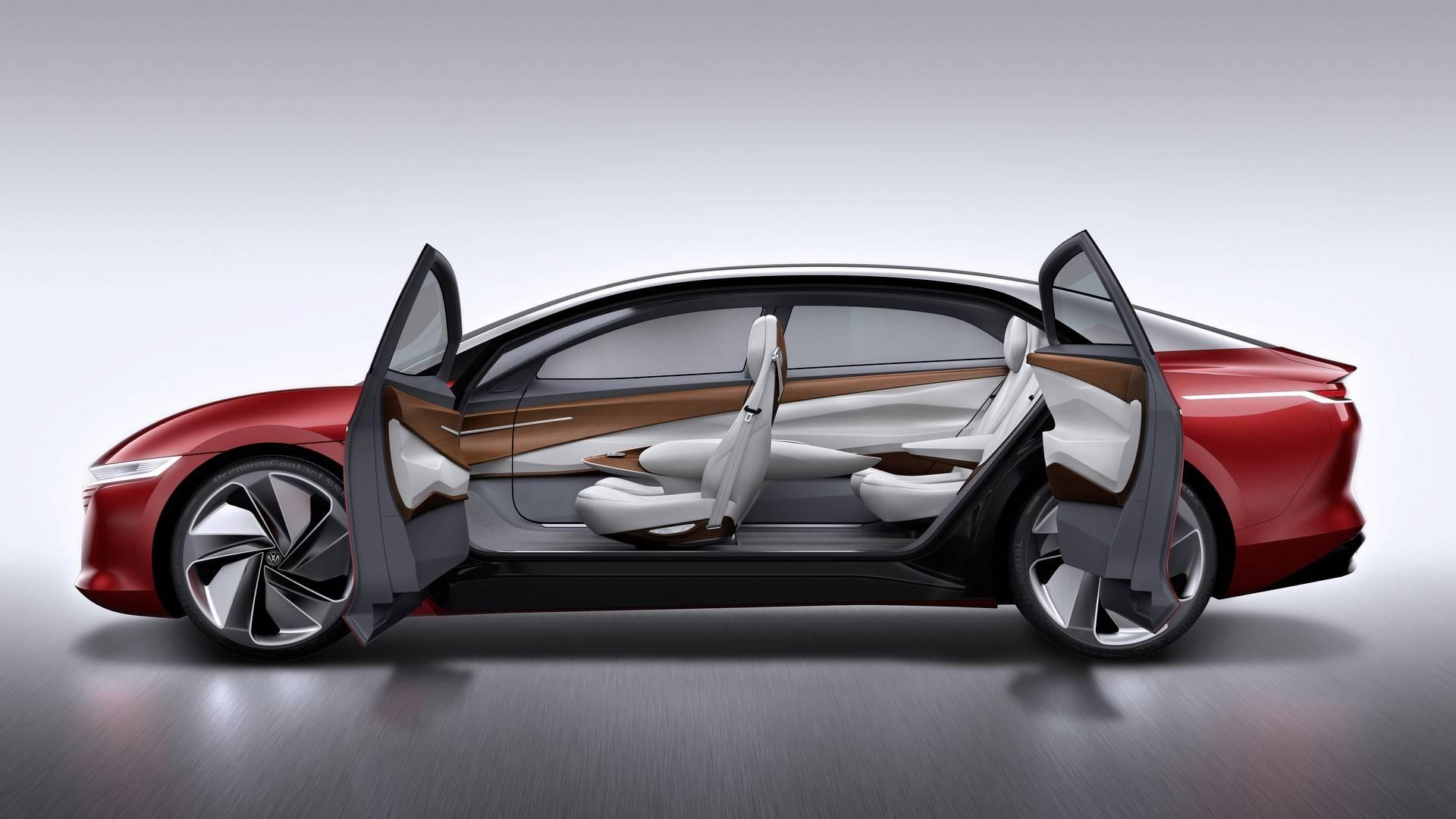 Volkswagen I.D Vizzion Concept (9)