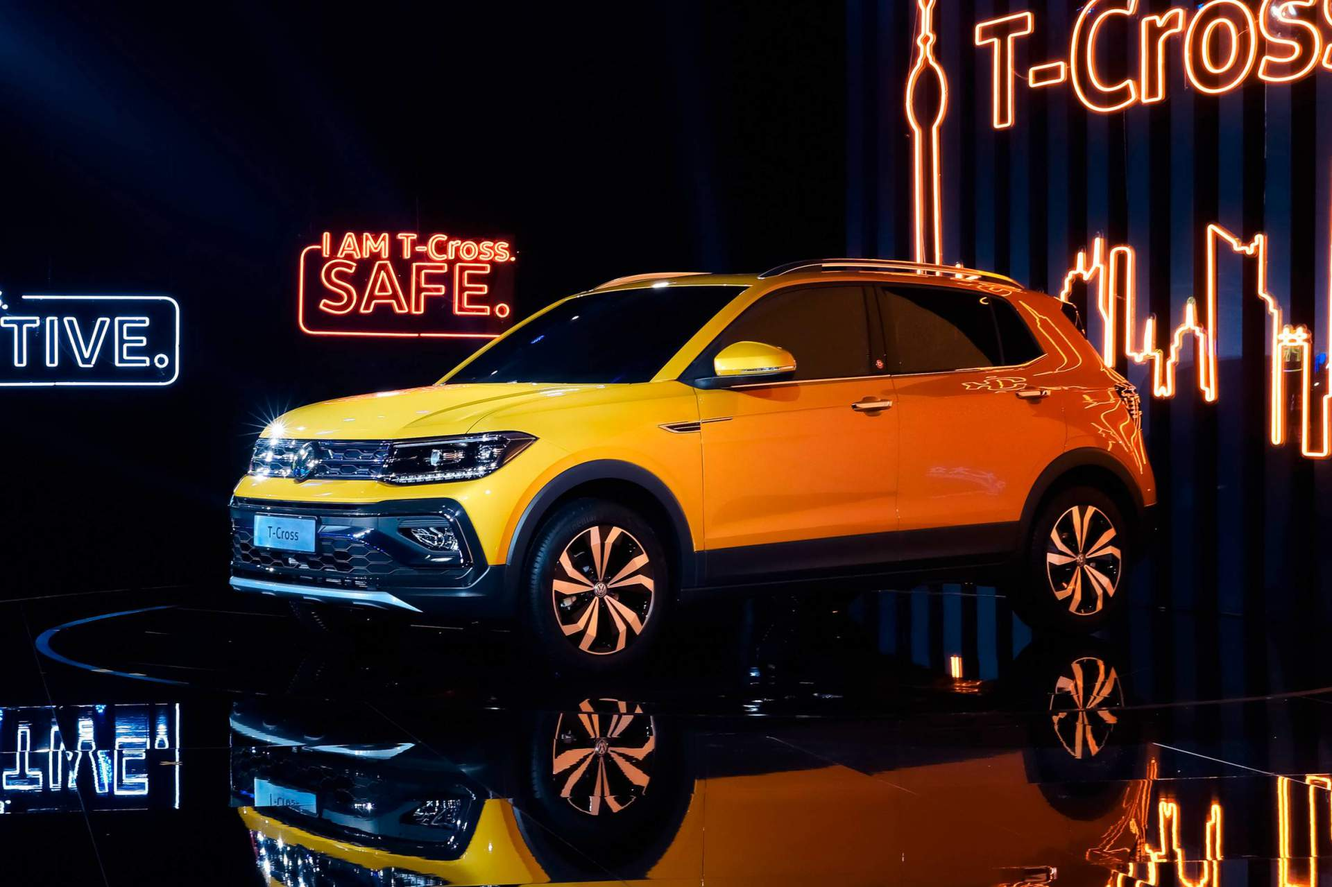 Volkswagen T-Cross china spec (2)