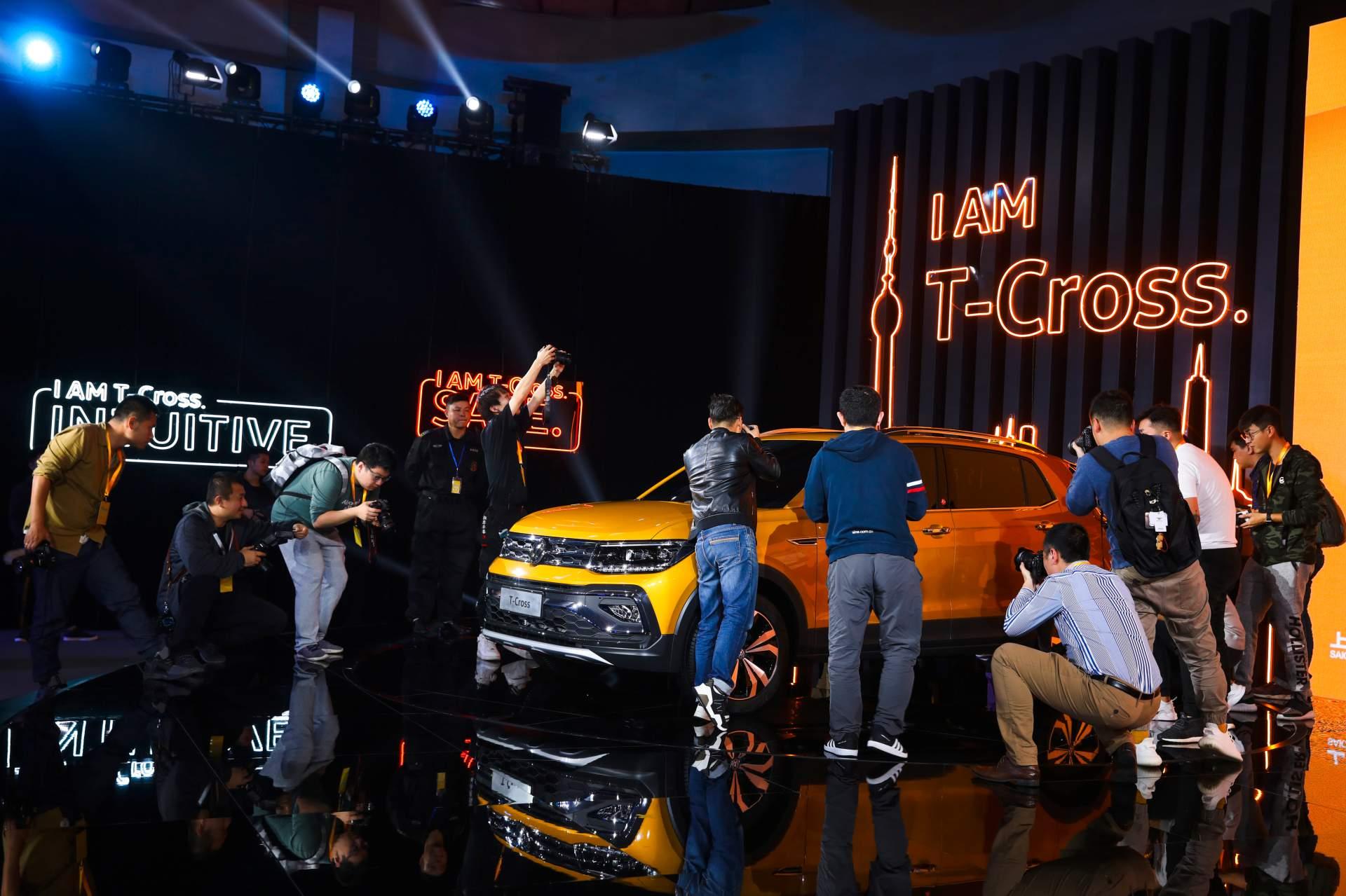 Volkswagen T-Cross china spec (3)