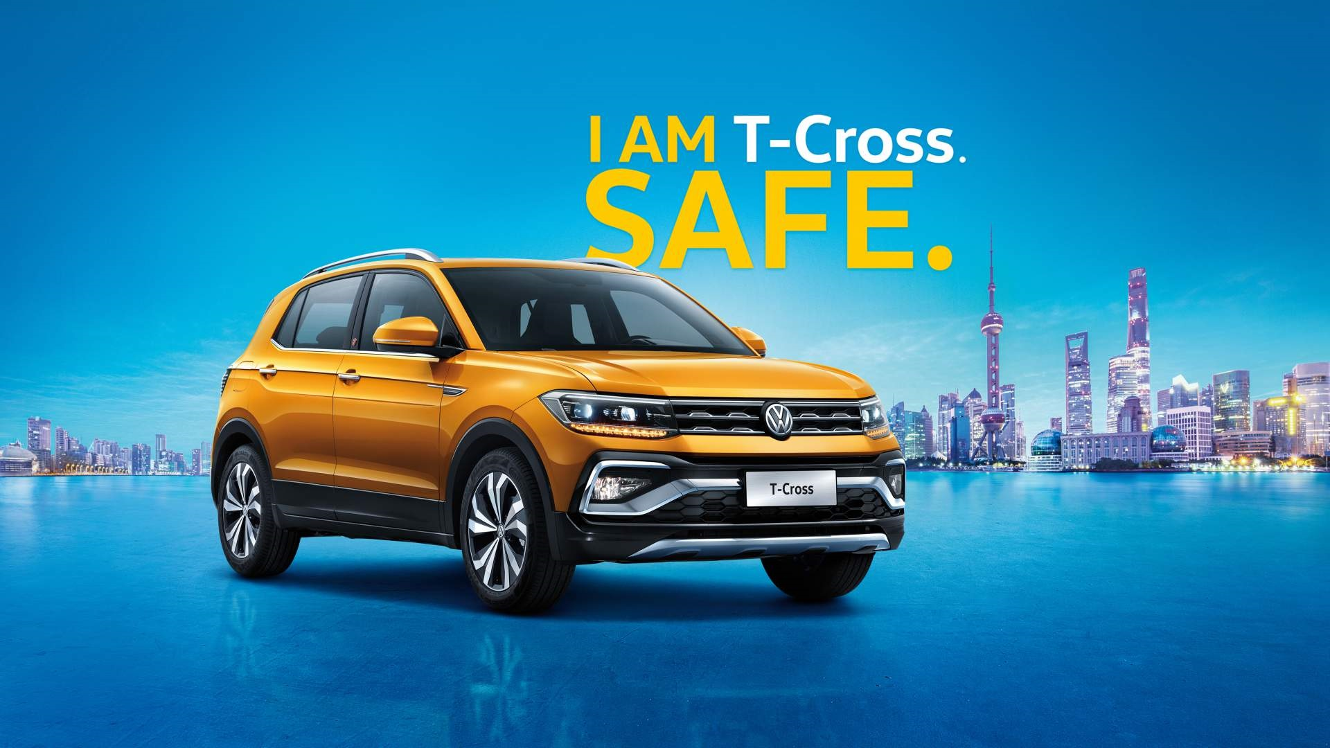 Volkswagen T-Cross for China (1)