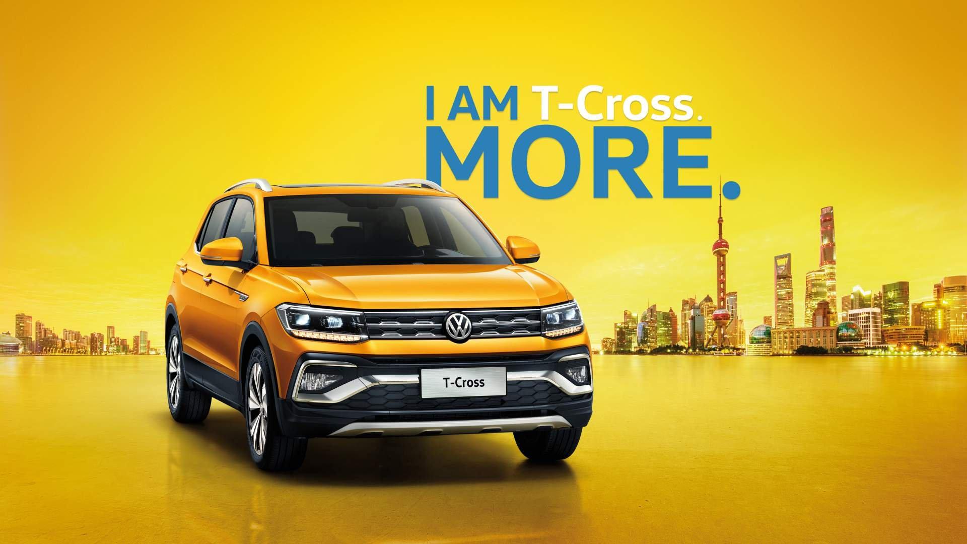 Volkswagen T-Cross for China (2)