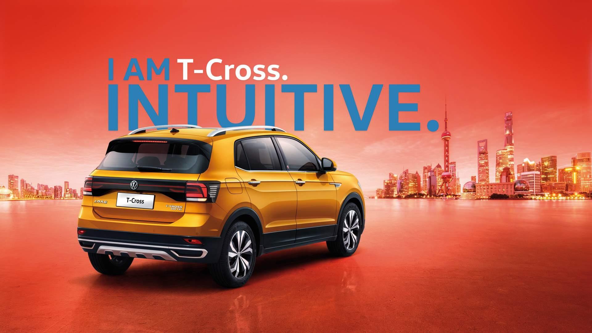 Volkswagen T-Cross for China (3)