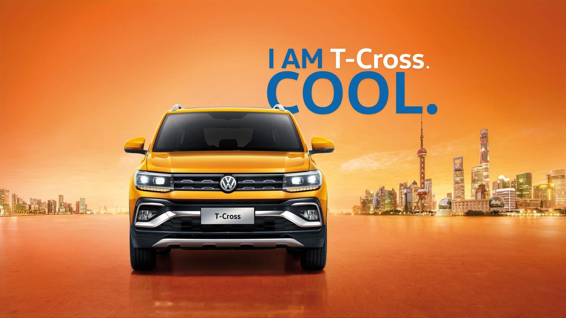 Volkswagen T-Cross for China (4)