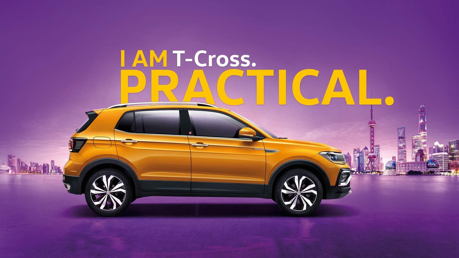 Volkswagen T-Cross for China (5)