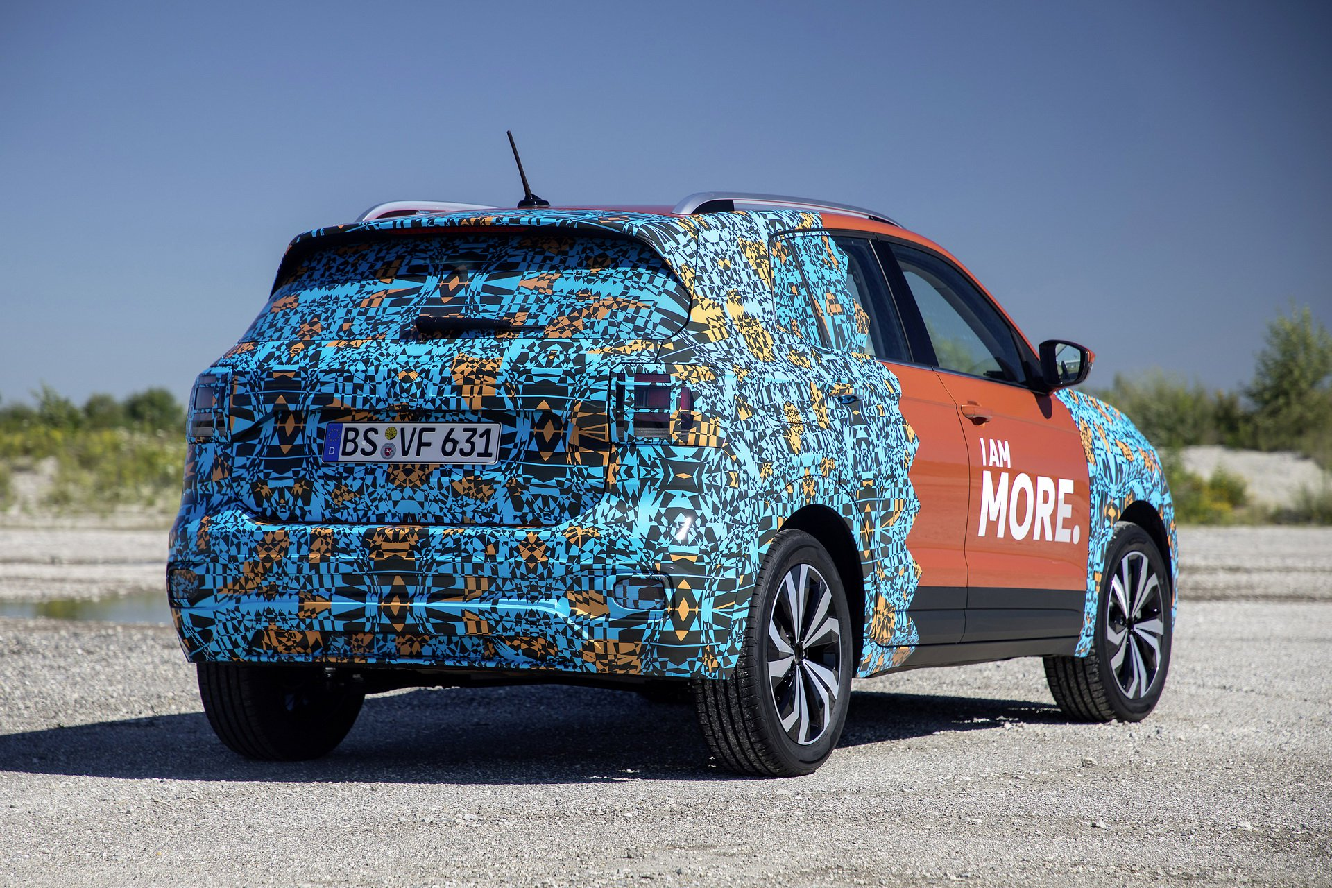 Volkswagen T-Cross Sneak Peak (11)
