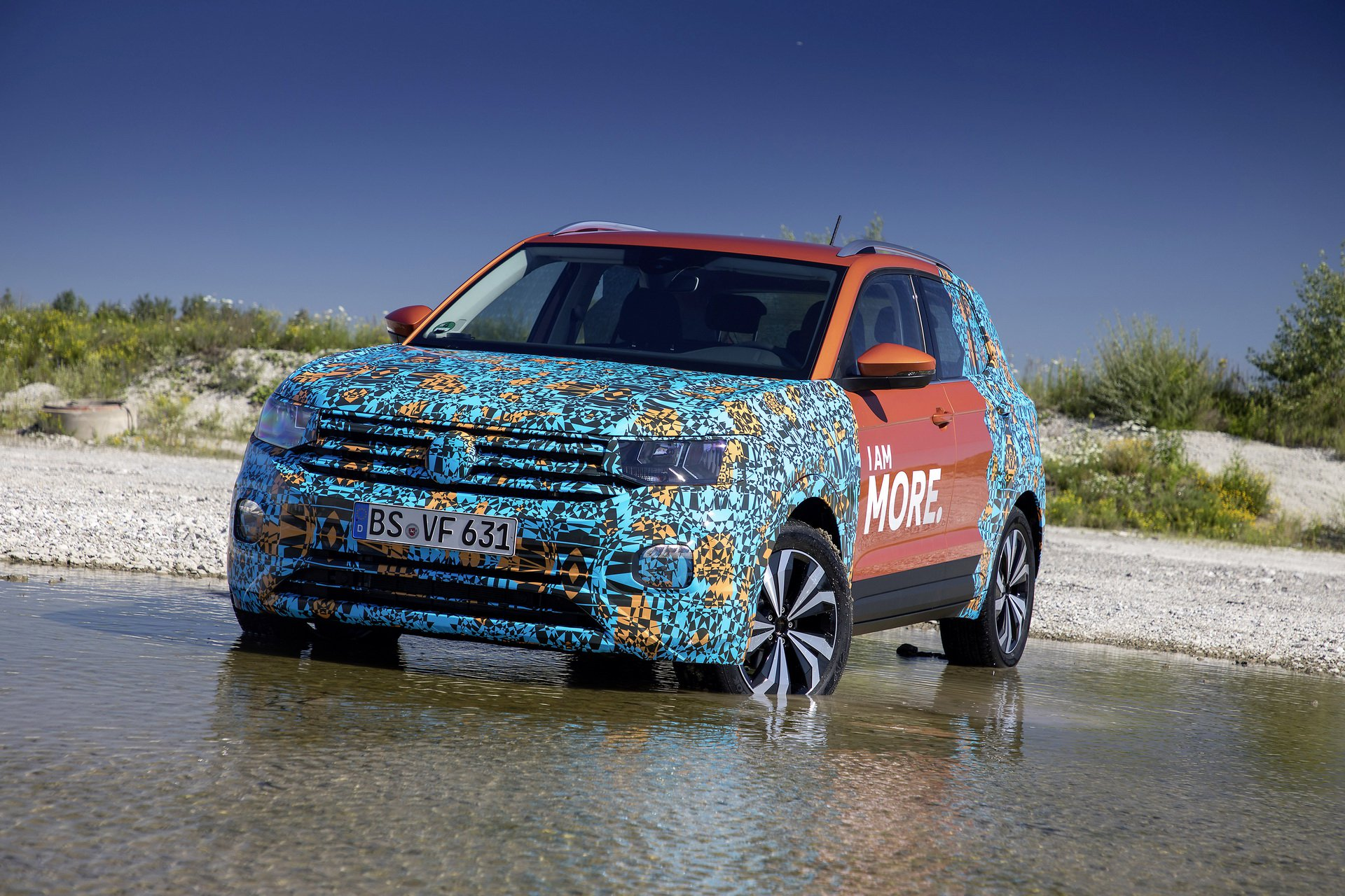 Volkswagen T-Cross Sneak Peak (12)