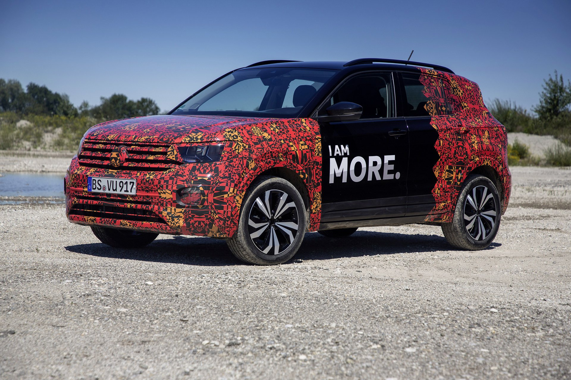 Volkswagen T-Cross Sneak Peak (18)