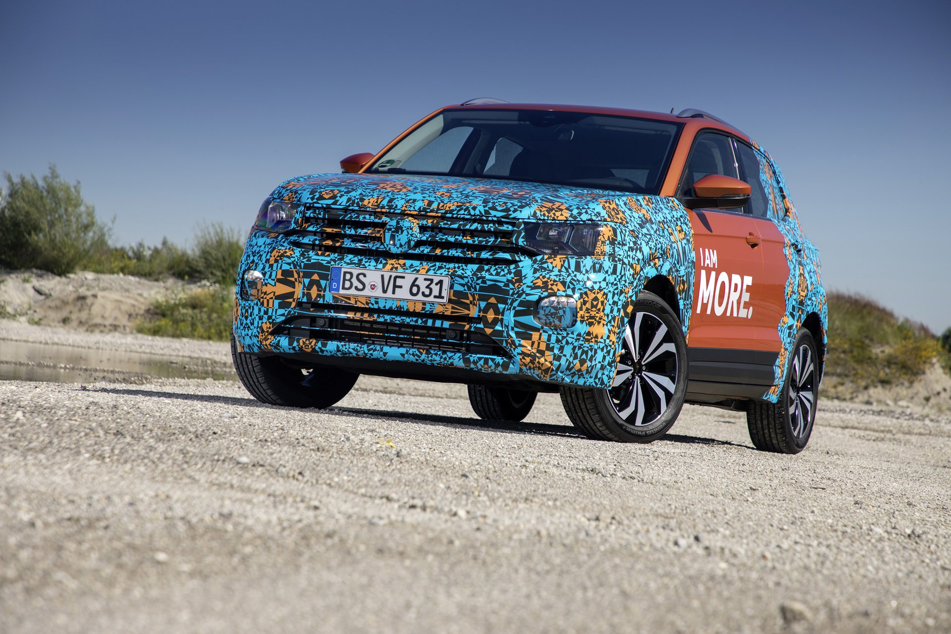 Volkswagen T-Cross Sneak Peak (29)