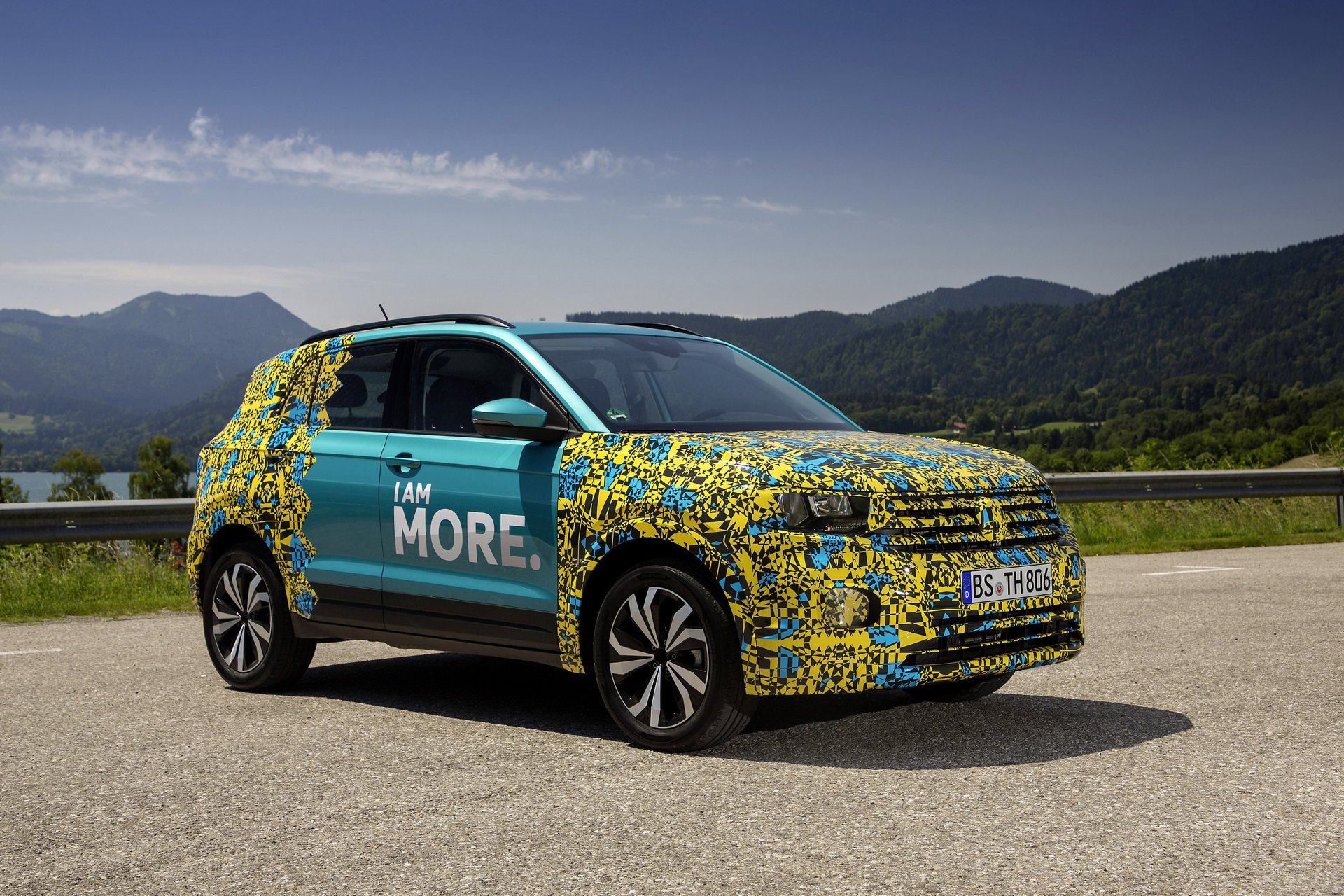 Volkswagen T-Cross Sneak Peak (4)