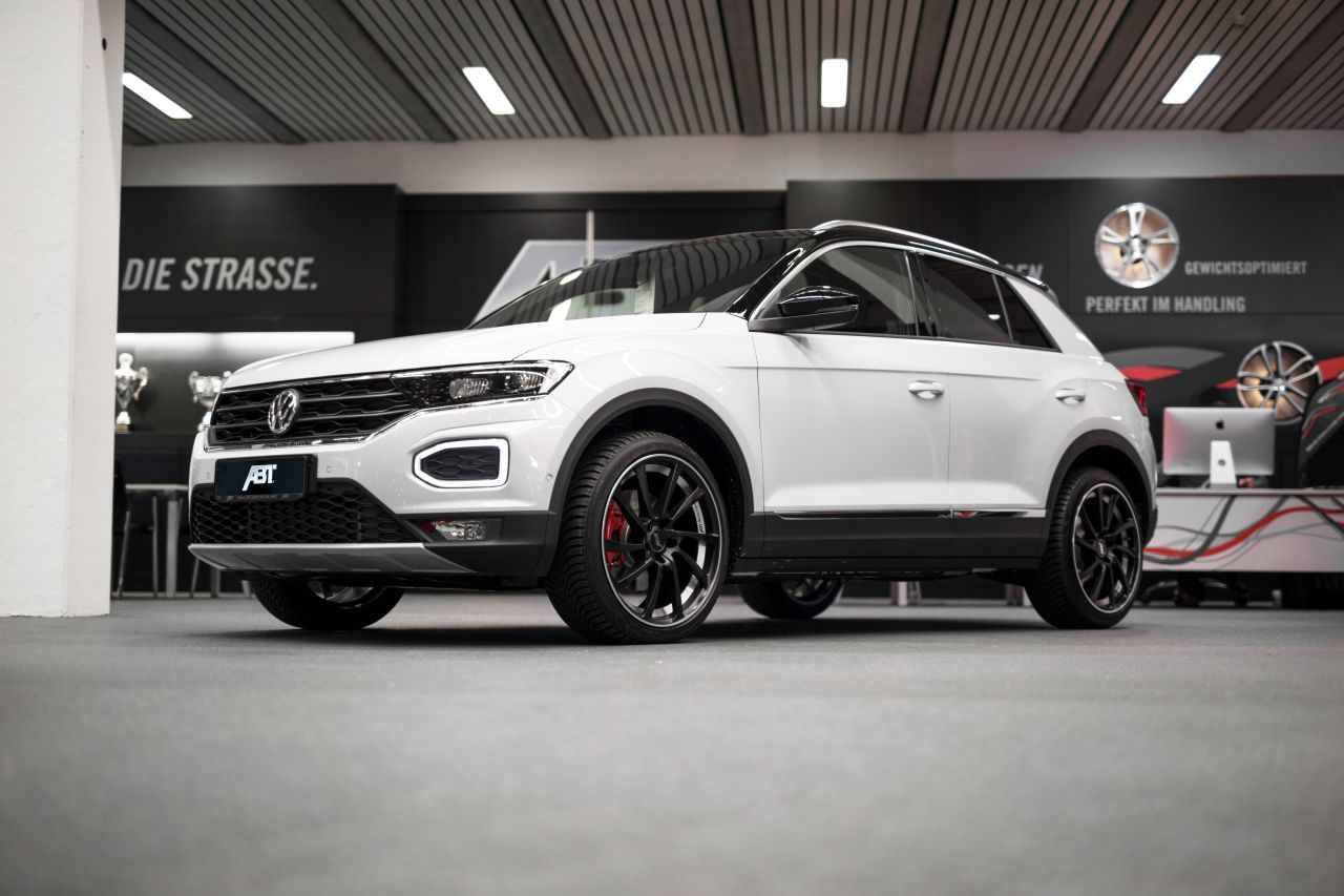 Volkswagen T-Roc by ABT (1)
