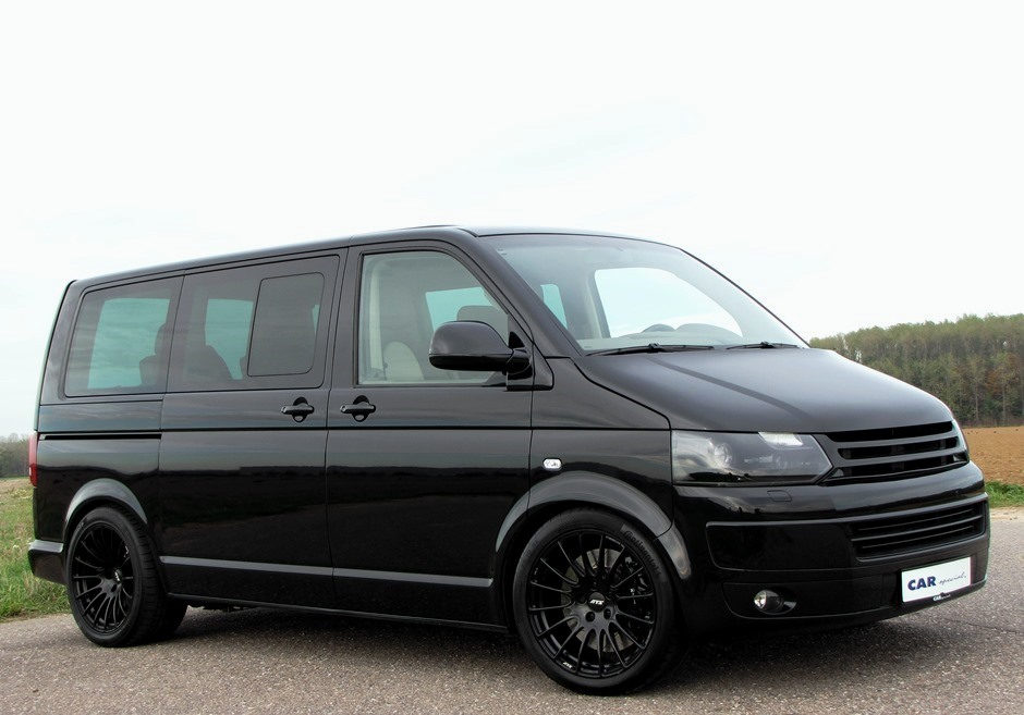 Volkswagen T5 Multivan with Porsche 911 Turbo engine for sale (20)