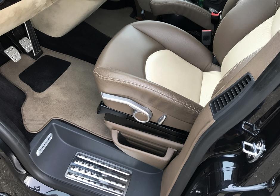 Volkswagen T5 Multivan with Porsche 911 Turbo engine for sale (60)