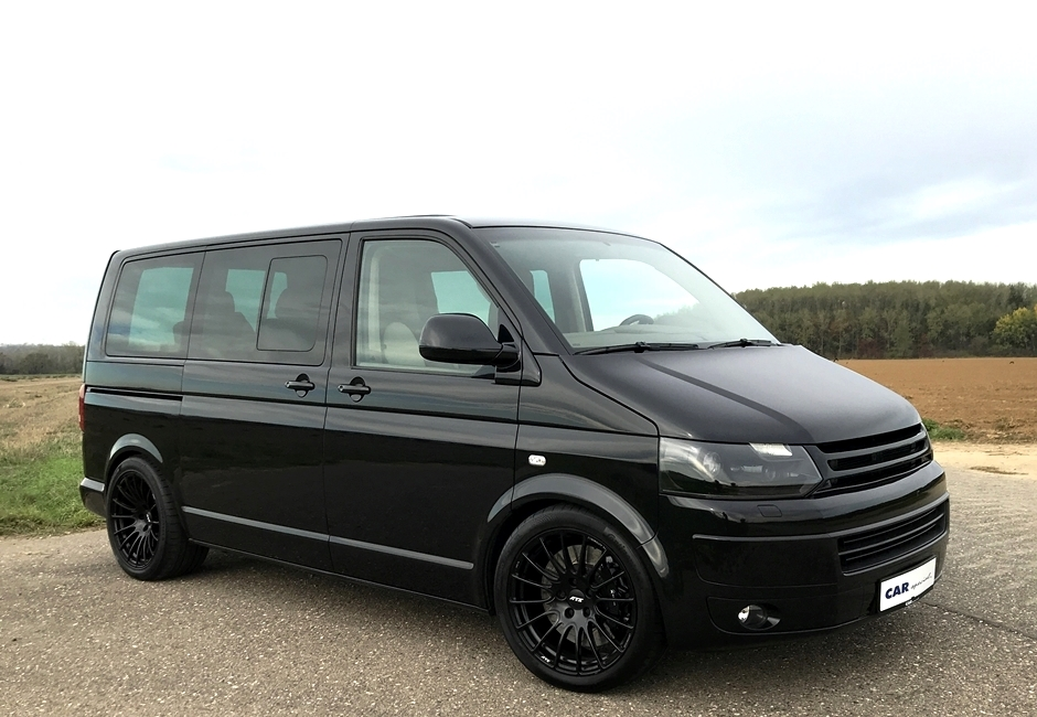 Volkswagen T5 Multivan with Porsche 911 Turbo engine for sale (8)