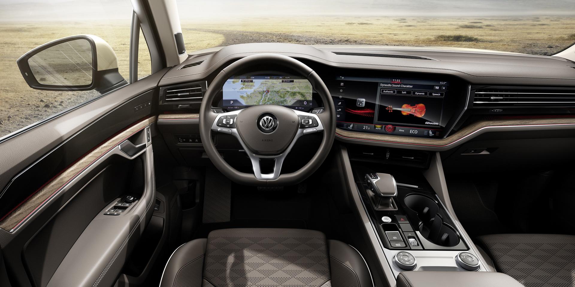 Volkswagen Touareg 2018 (11)