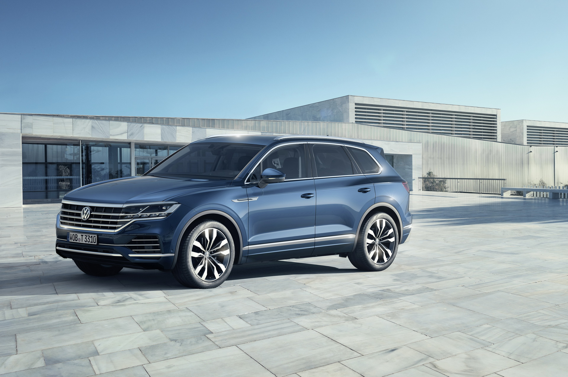Volkswagen Touareg 2018 (13)
