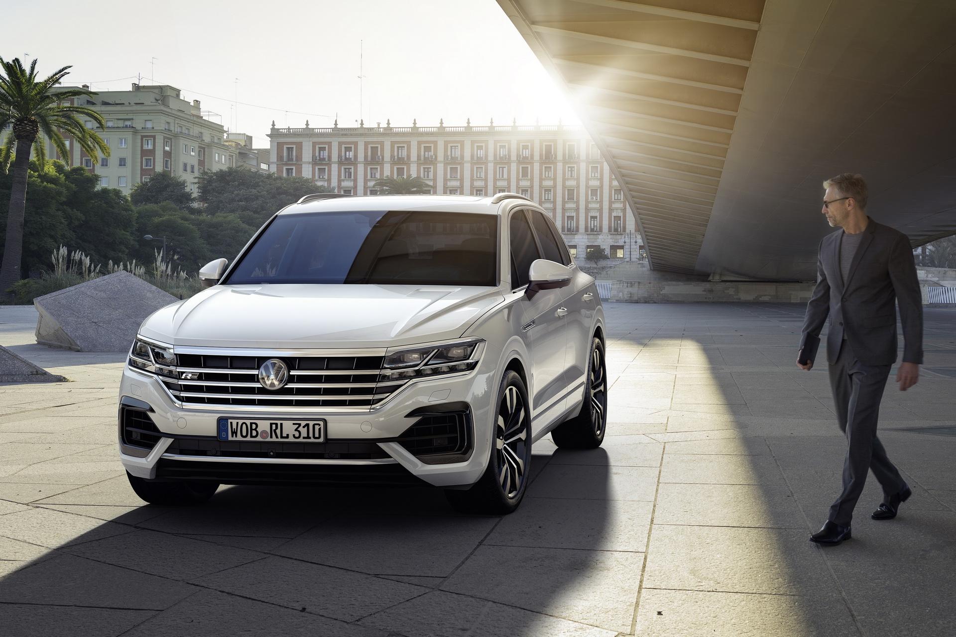Volkswagen Touareg 2018 (21)