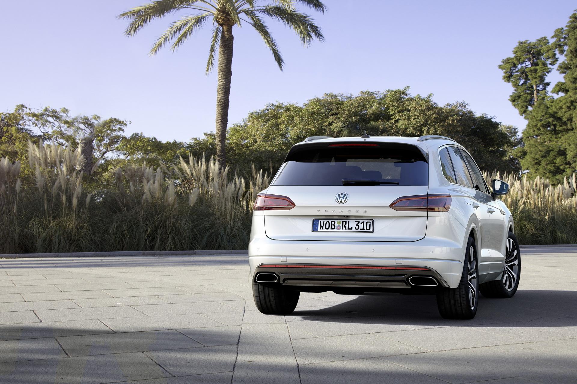 Volkswagen Touareg 2018 (24)