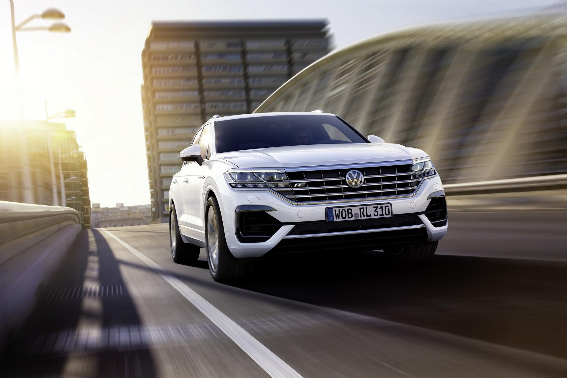 Volkswagen Touareg 2018 (25)