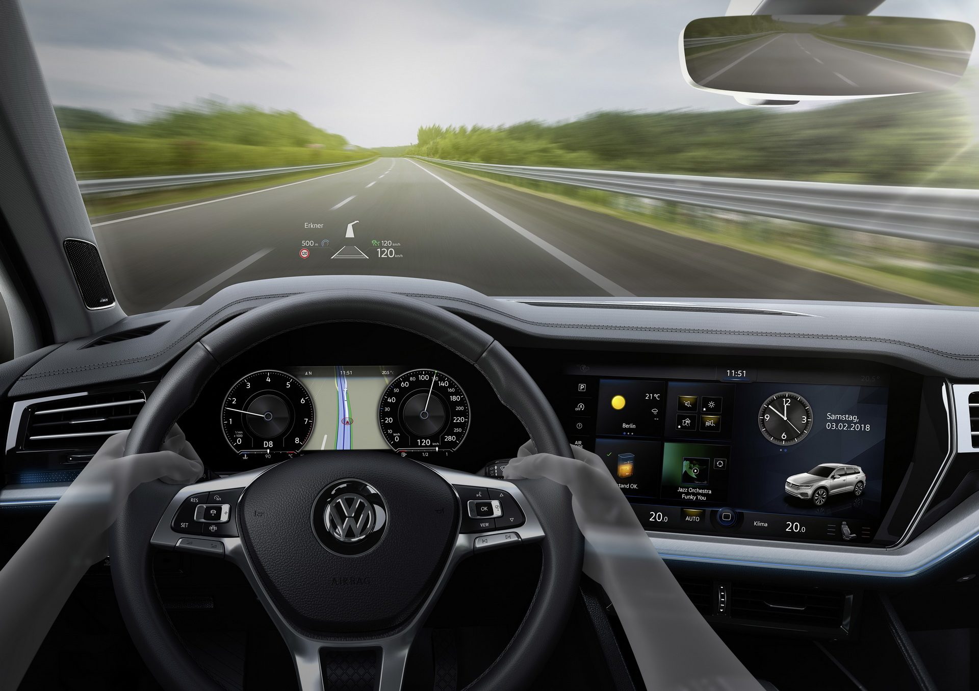 Volkswagen Touareg 2018 (36)