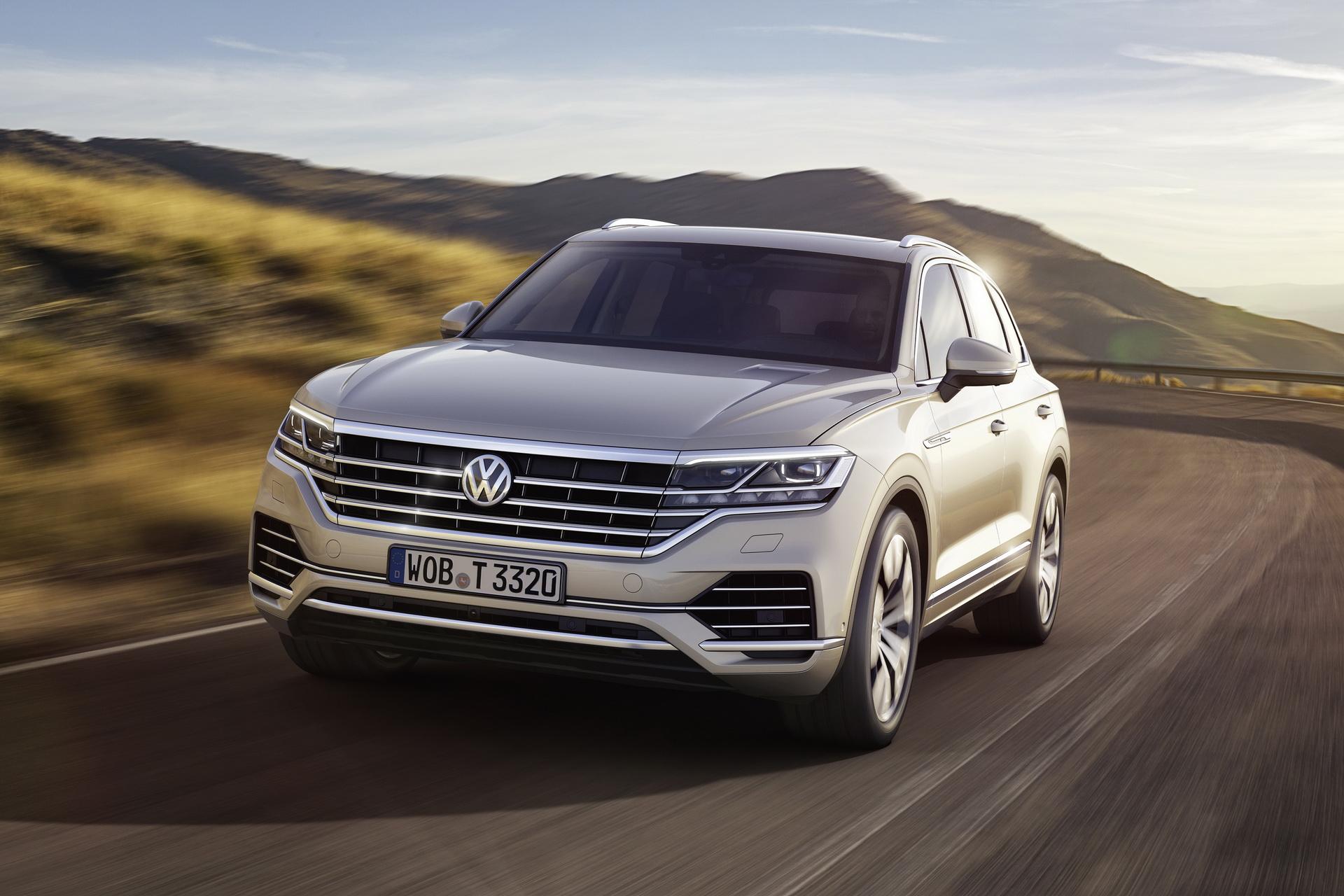 Volkswagen Touareg 2018 (4)