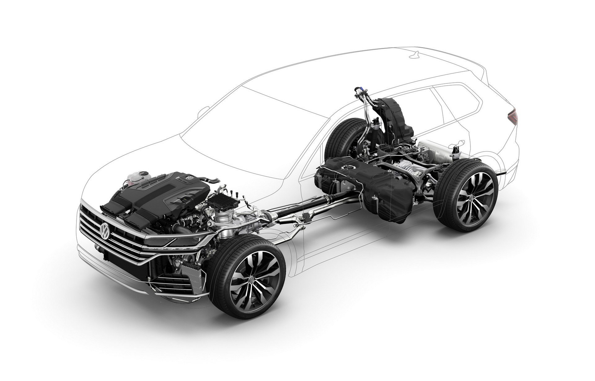 Volkswagen Touareg 2018 (49)
