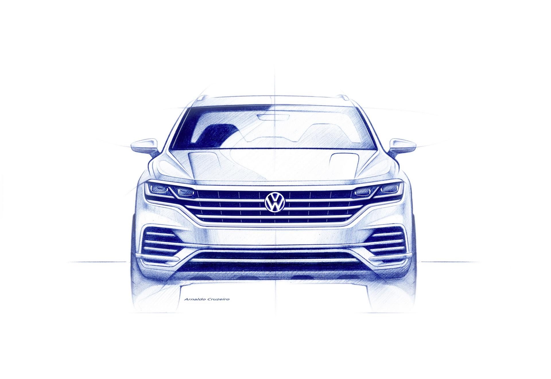 Volkswagen Touareg 2018 (52)