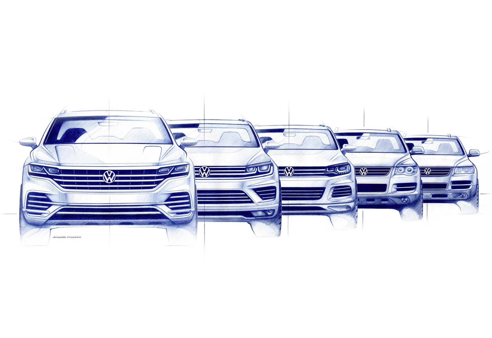 Volkswagen Touareg 2018 (54)