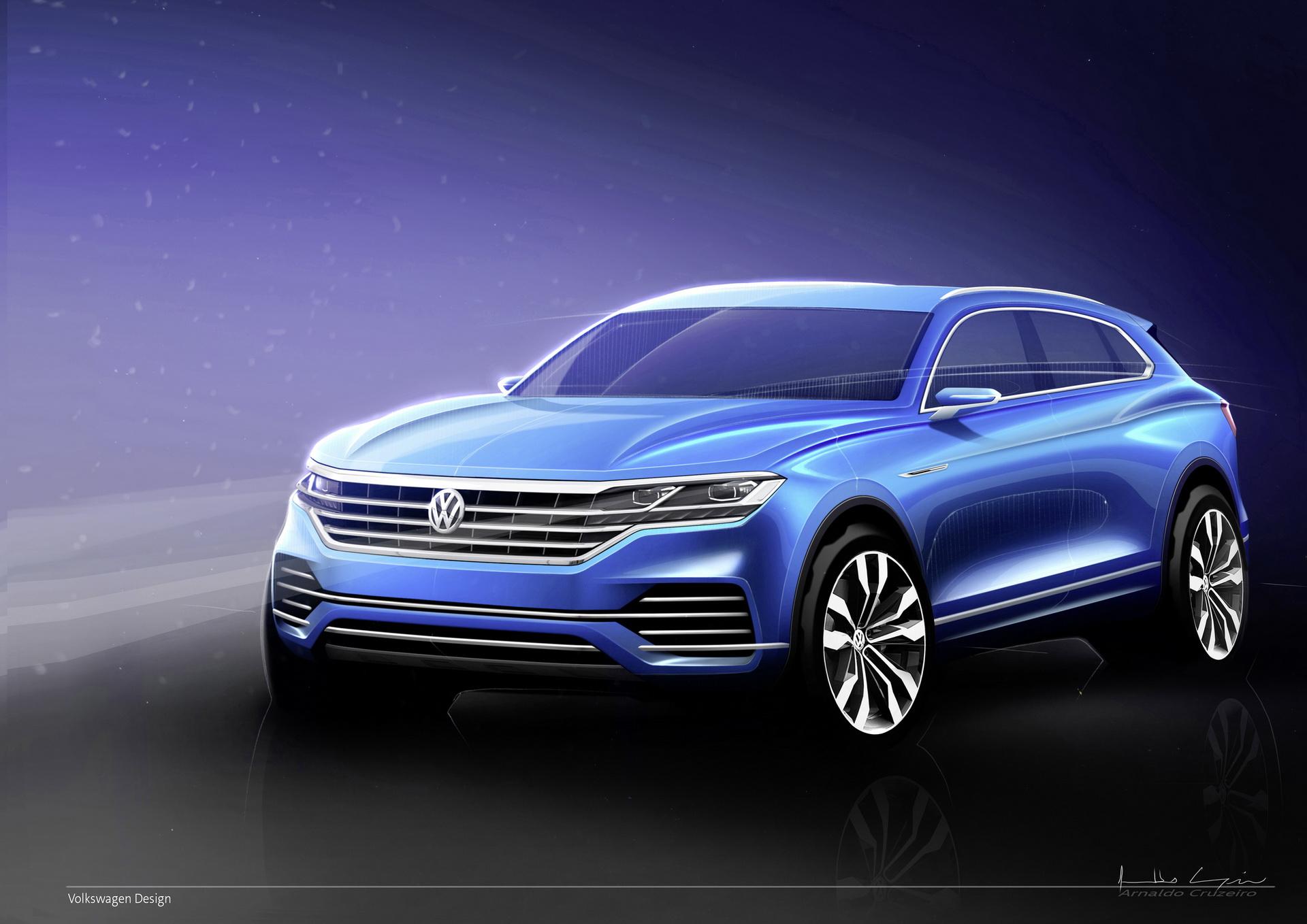 Volkswagen Touareg 2018 (55)