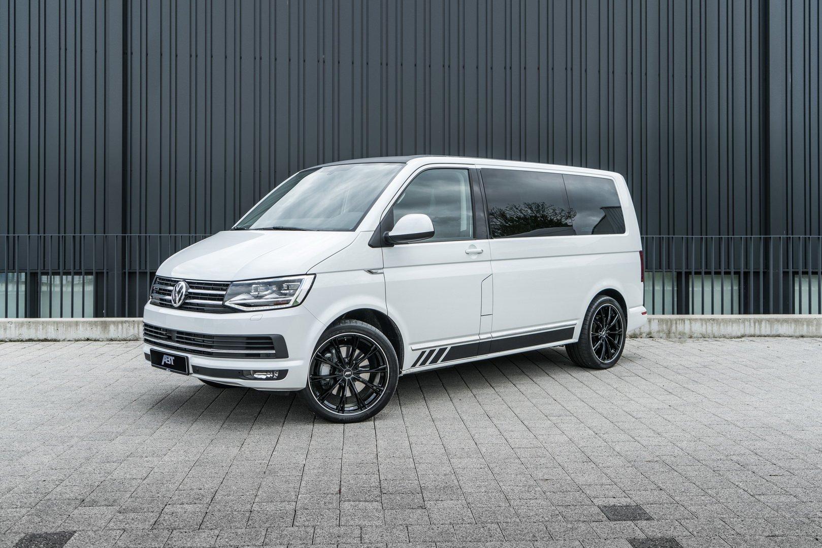 Volkswagen Transporter by ABT Sportsline (2)