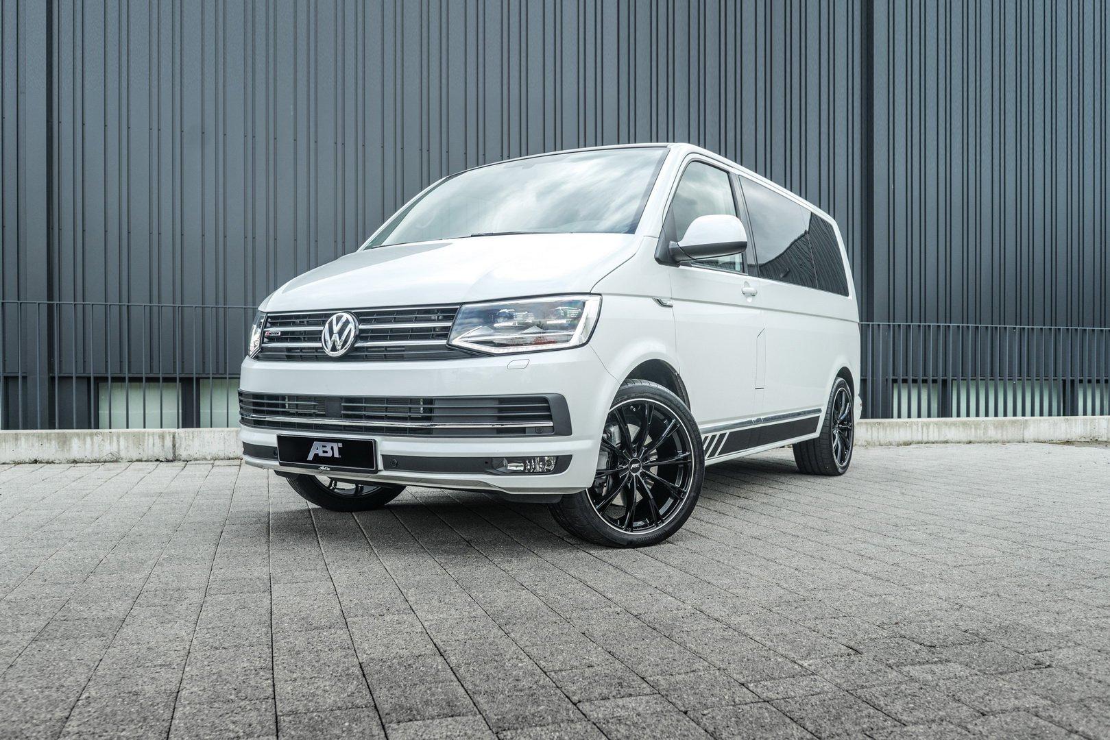 Volkswagen Transporter by ABT Sportsline (3)