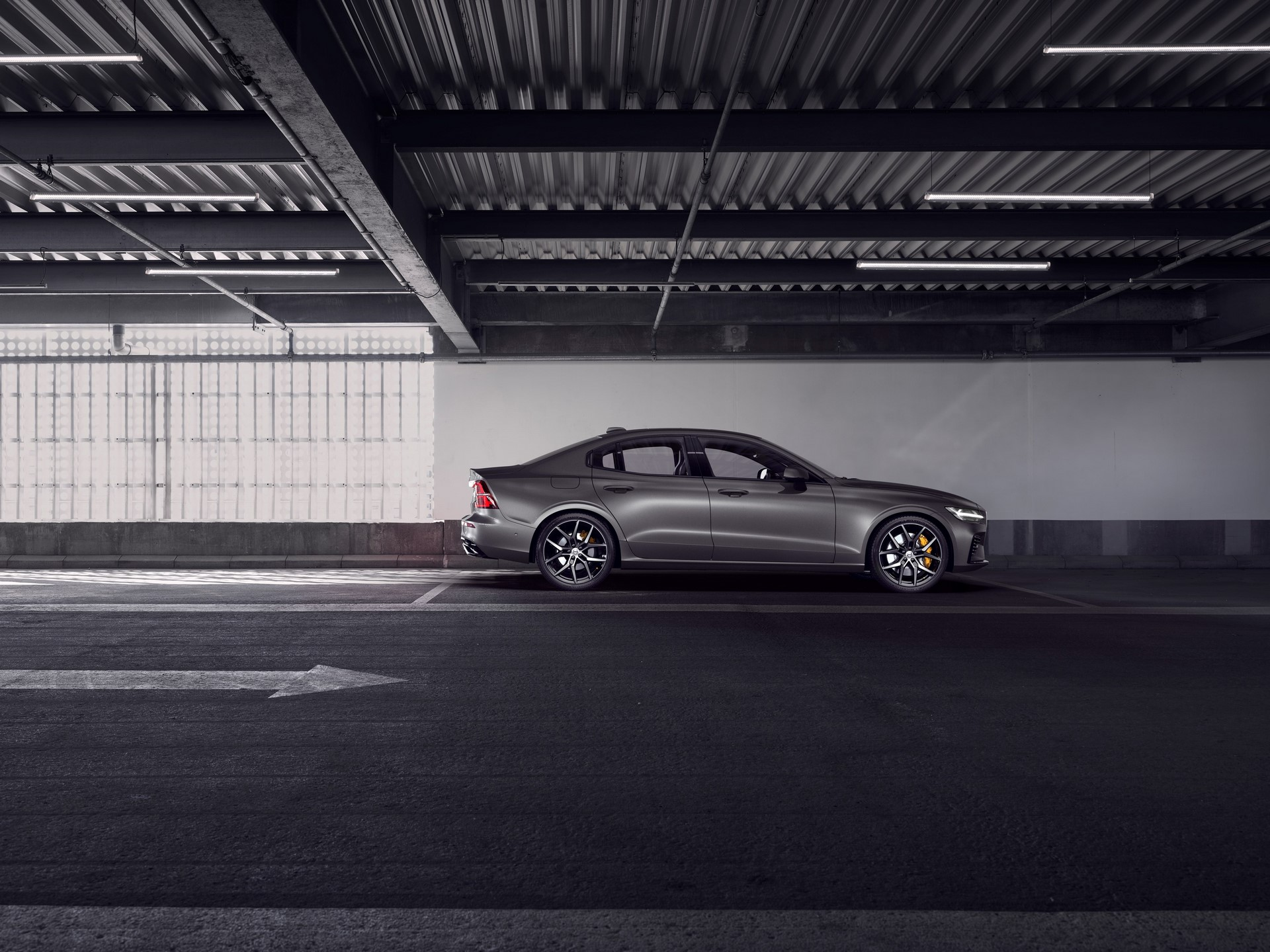 New Volvo S60 Polestar Engineered