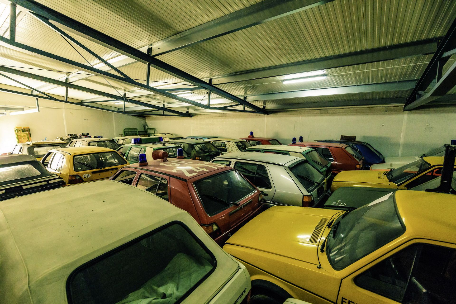 VW Golf World Biggest Collection (2)