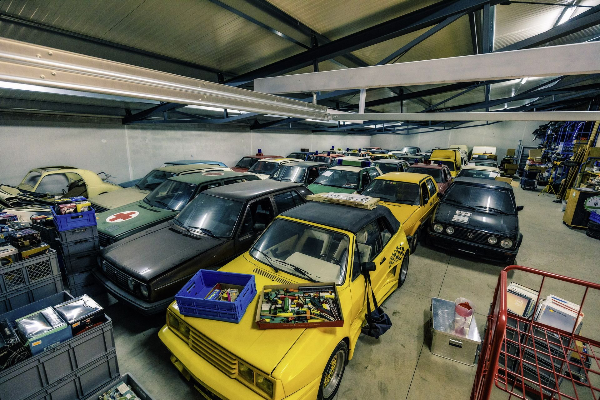 VW Golf World Biggest Collection (8)