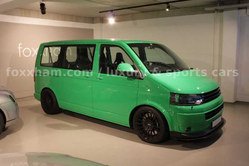 VW Transporter with Porsche engine (1)
