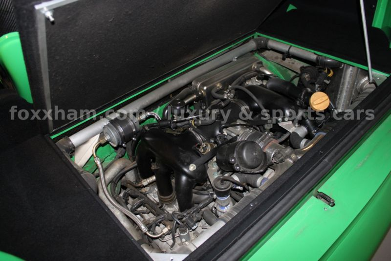 VW Transporter with Porsche engine (16)