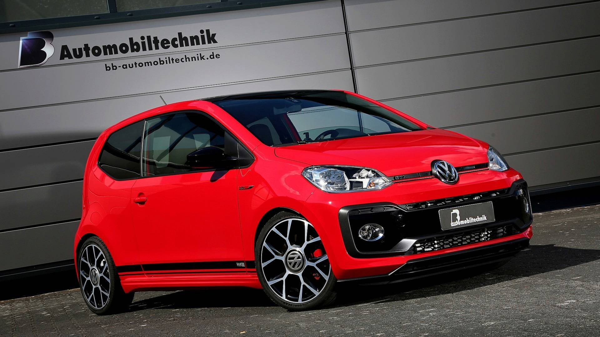 VW Up! GTI by BB Automobiltechnik 1