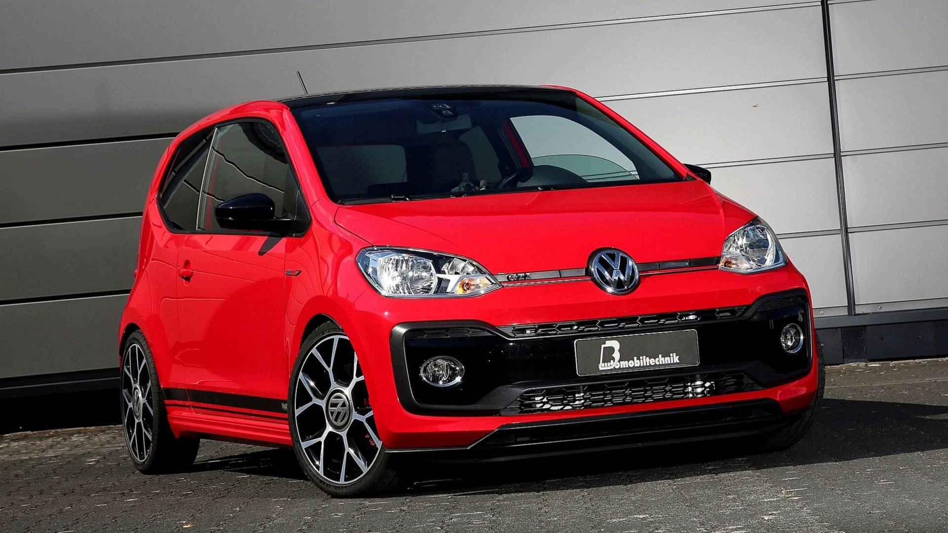 VW Up! GTI by BB Automobiltechnik 2