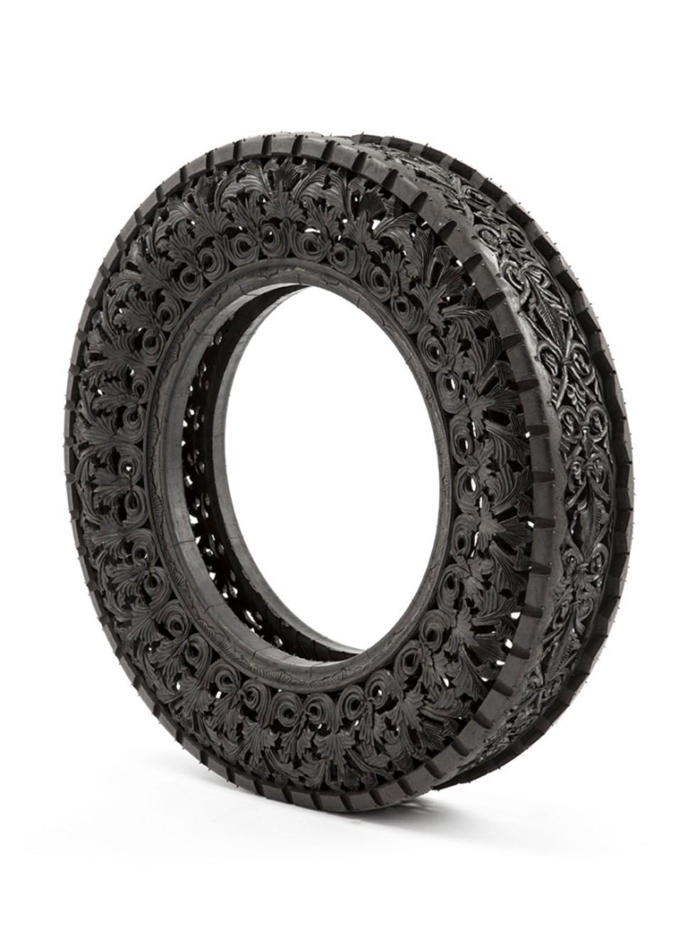 Wim Delvoye tyres (10)