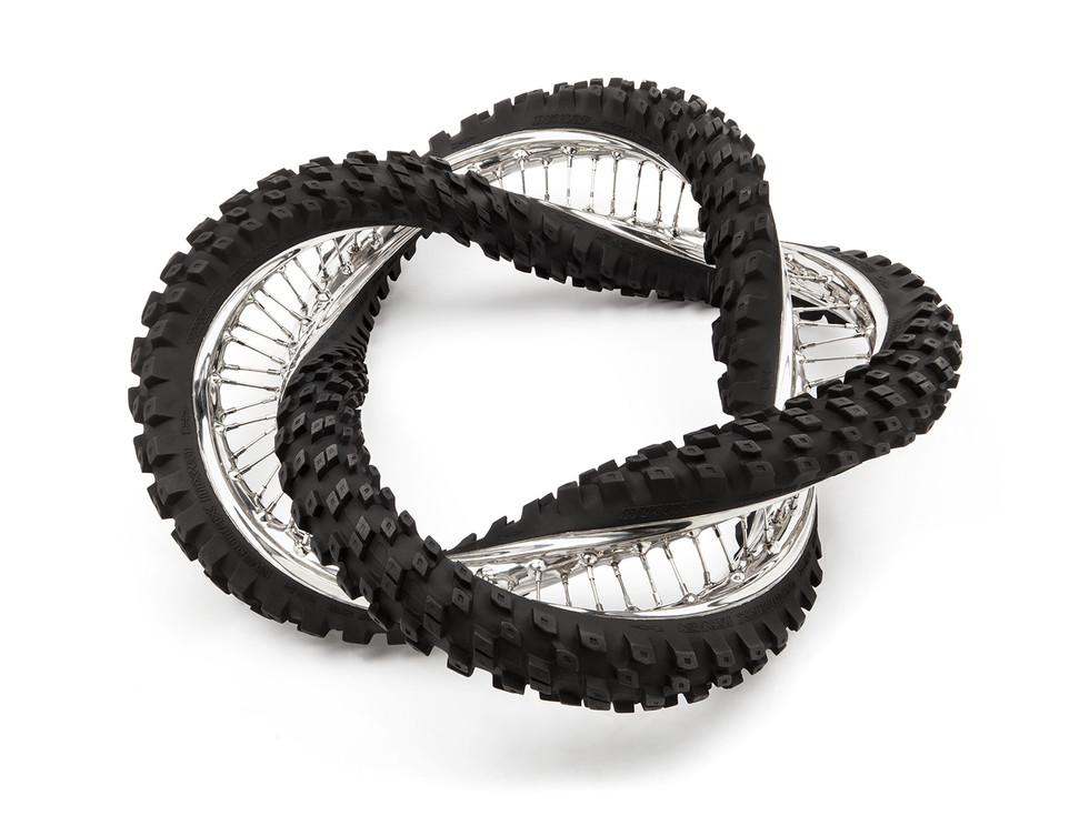 Wim Delvoye tyres (14)