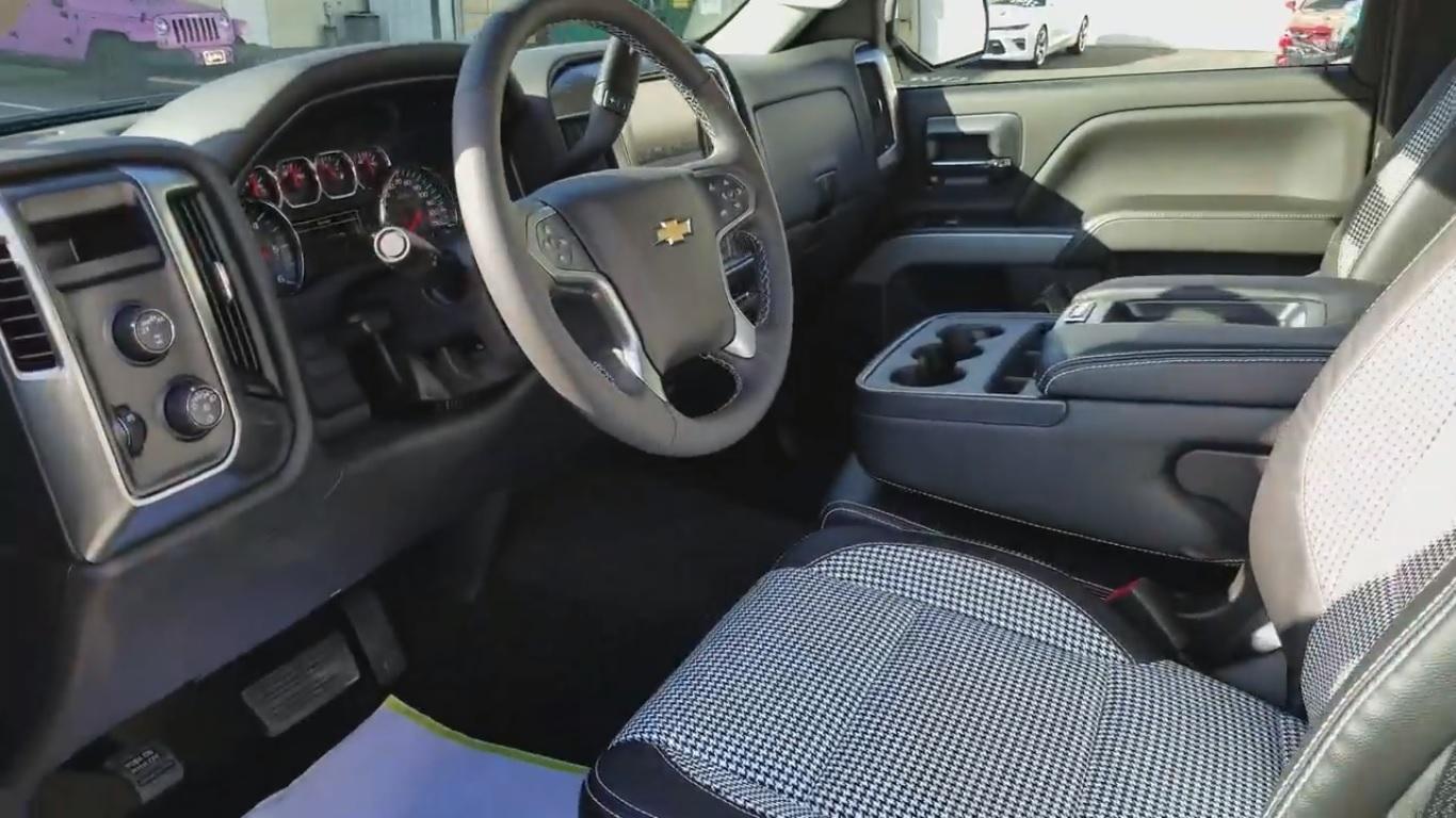 Yenko Chevrolet Silverado 2018 (5)