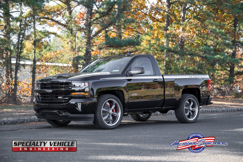 Yenko Chevrolet Silverado 2018 (6)