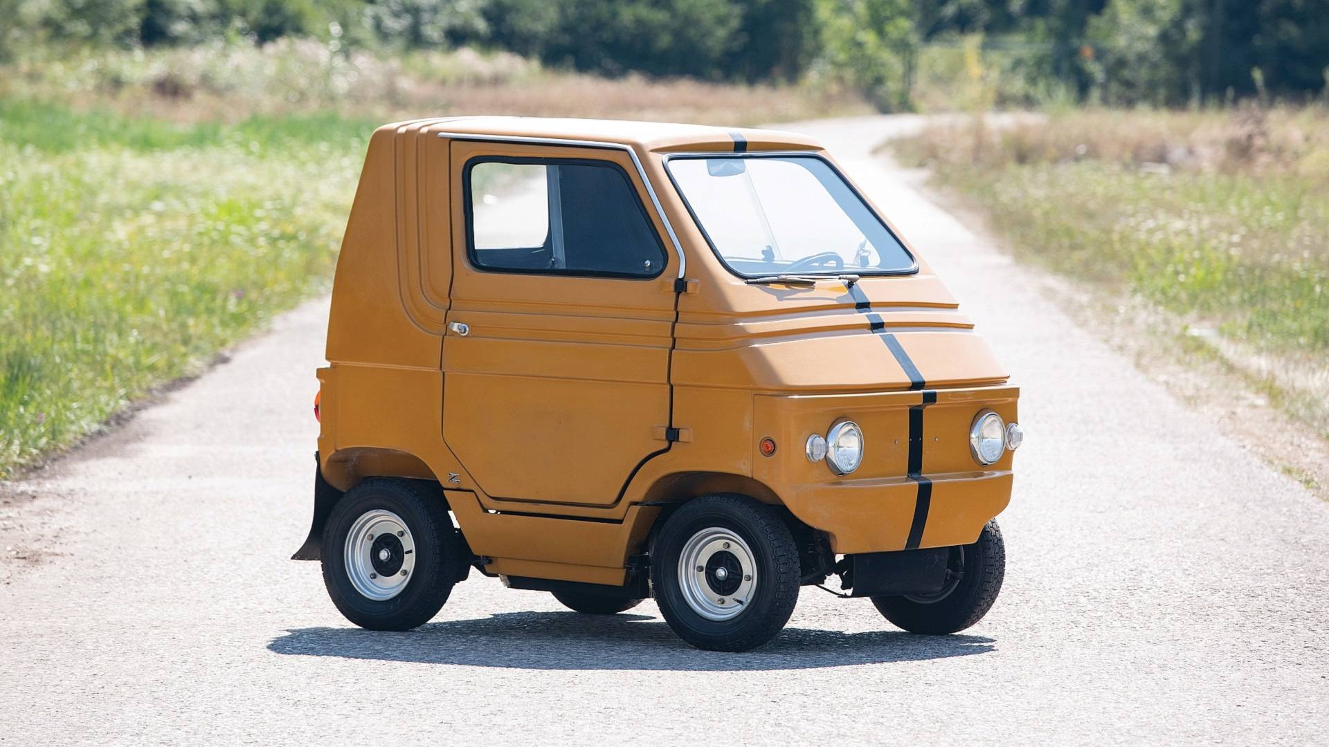 Zagato Zele 100 1974 for sale (1)
