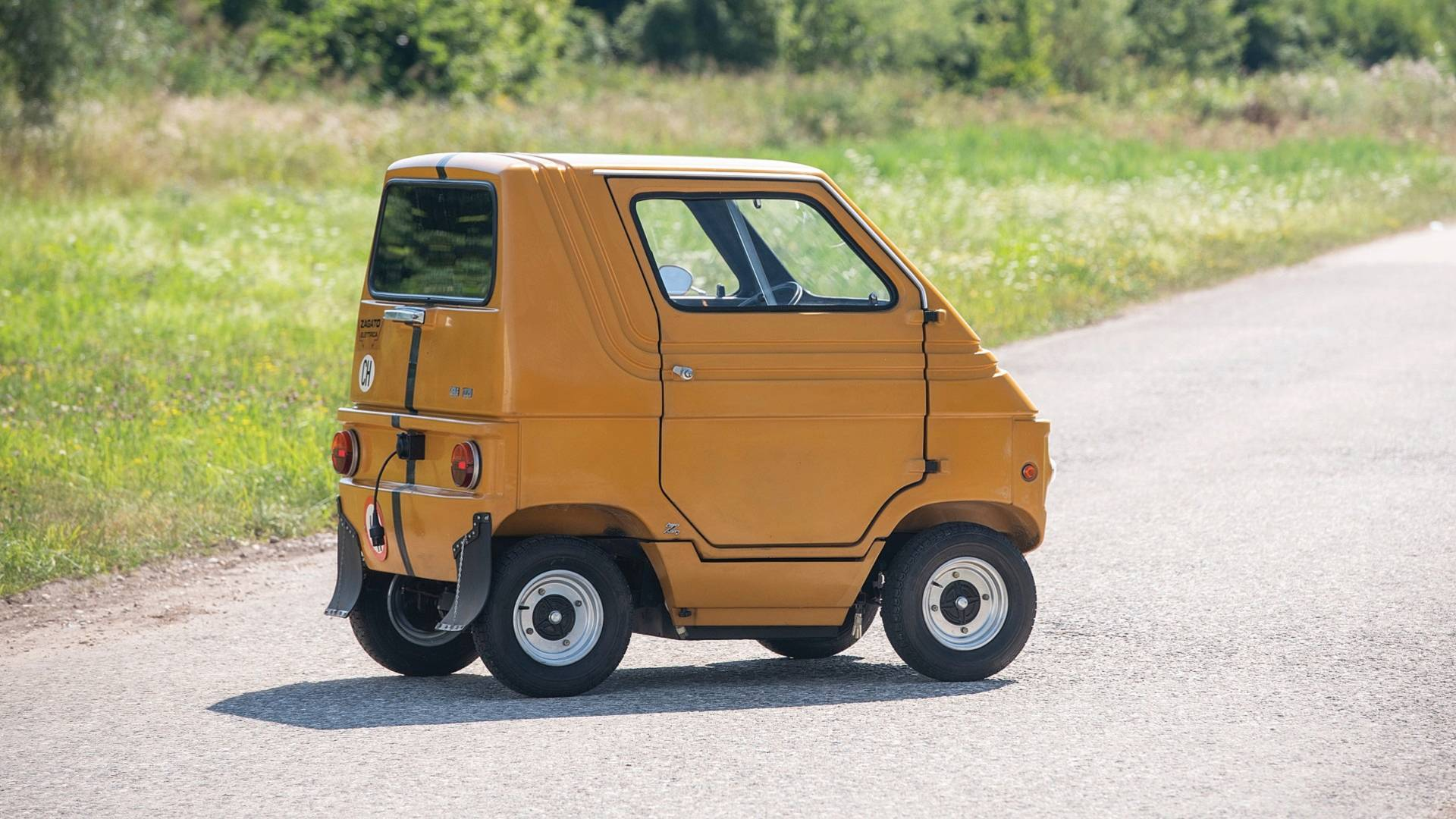 Zagato Zele 100 1974 for sale (2)