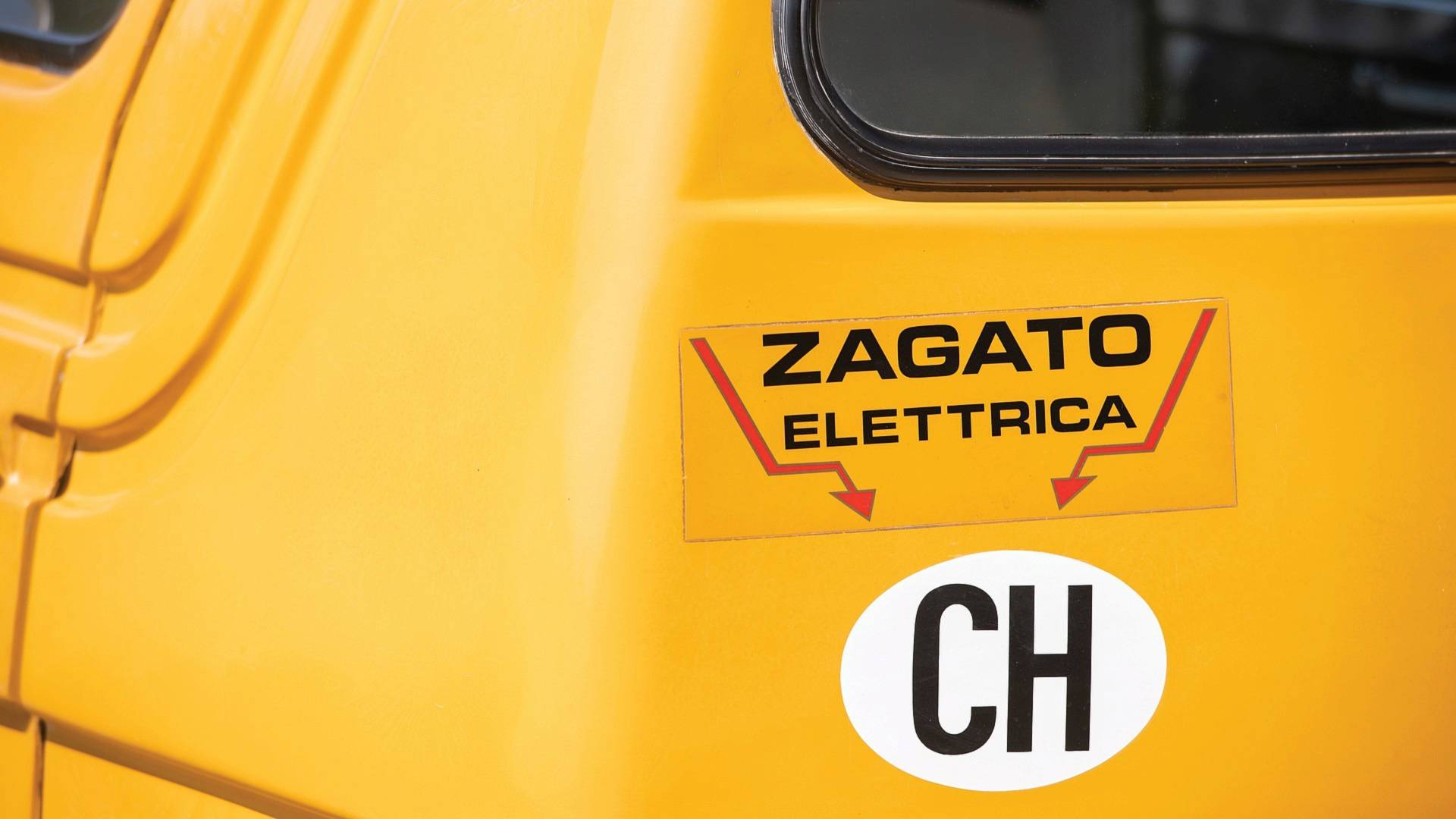 Zagato Zele 100 1974 for sale (6)