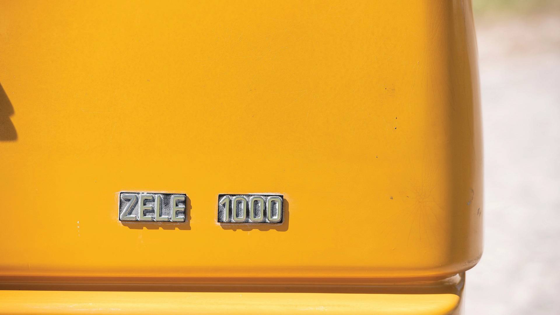 Zagato Zele 100 1974 for sale (9)