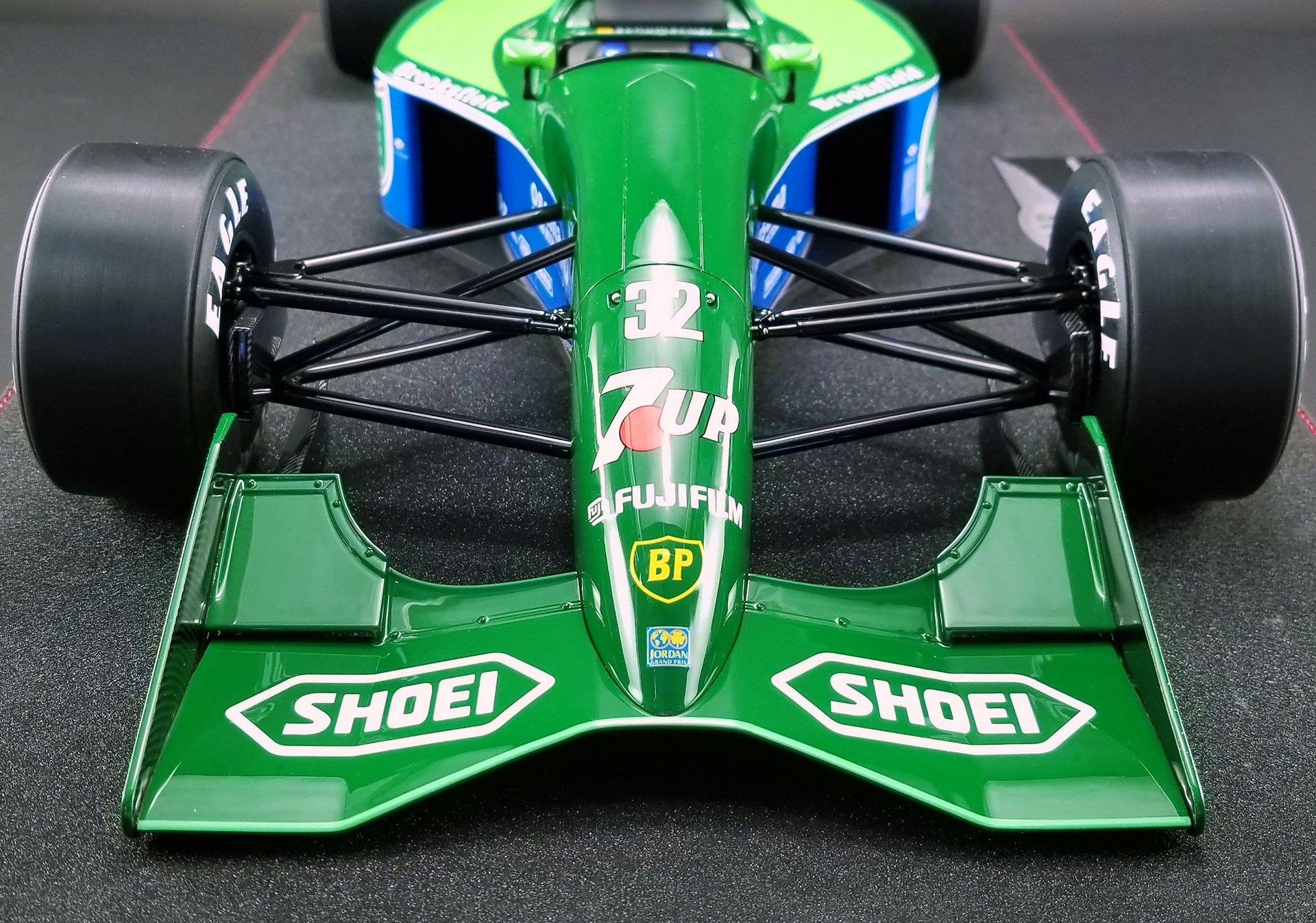 1991_Jordan_F1_car_Schumacher_scale_0005