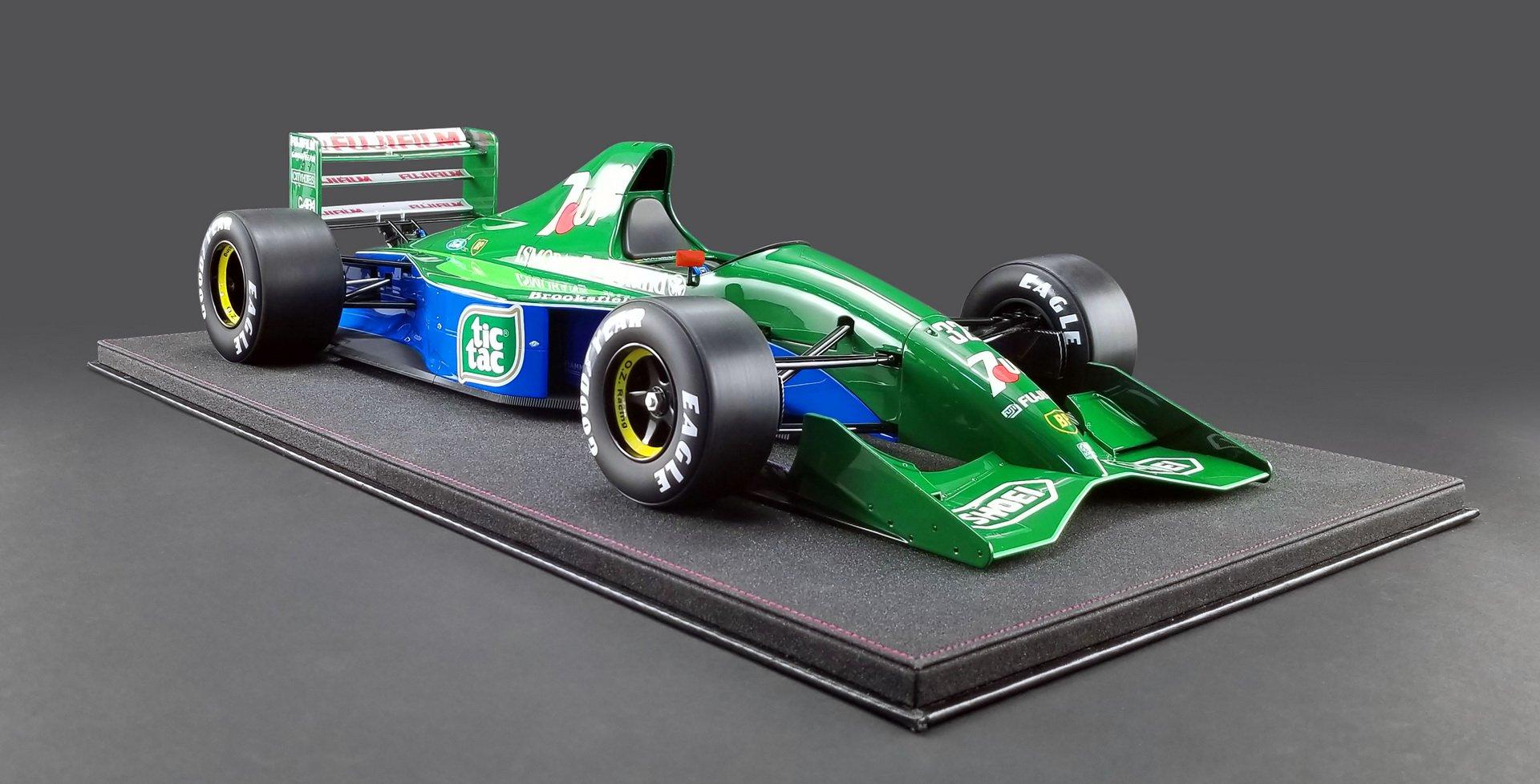 1991_Jordan_F1_car_Schumacher_scale_0007