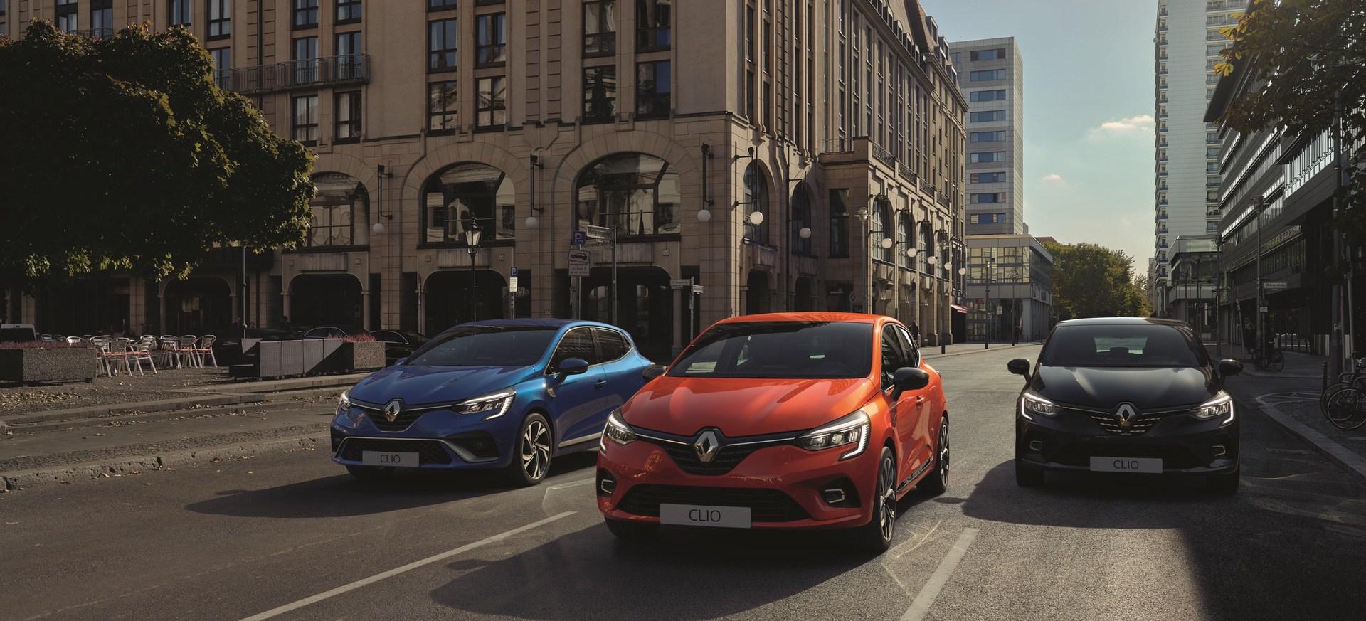 2019 - Renault Nouvelle CLIO